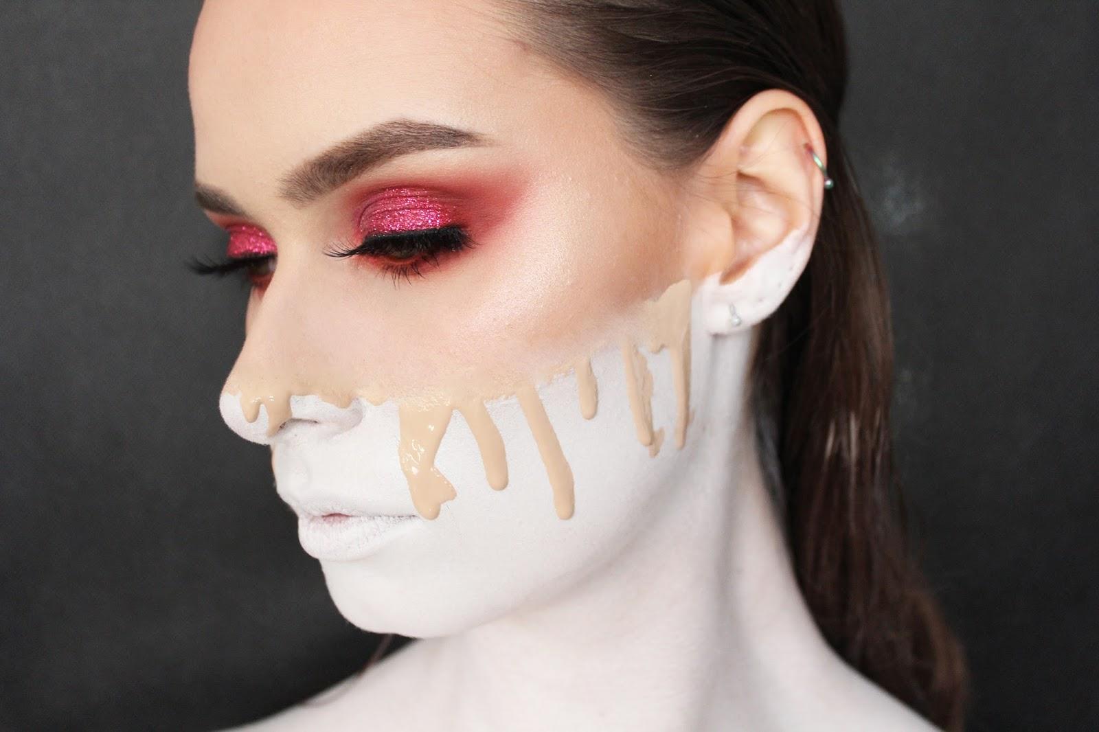 Makijaż BIAŁE PŁÓTNO | BLANC CANVAS