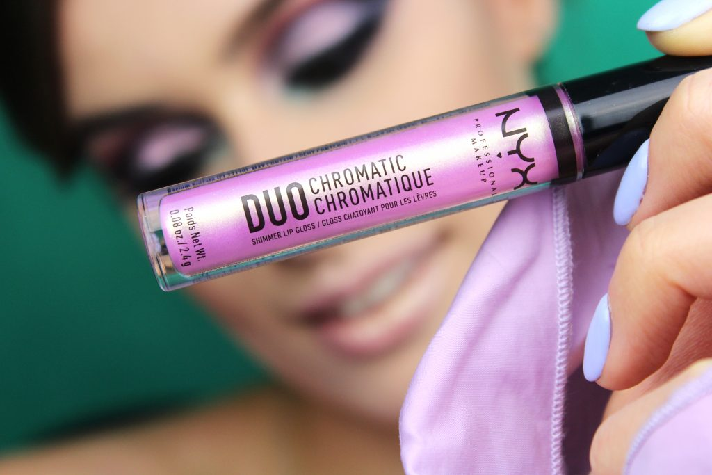 NYX Duochromatic Lipstick