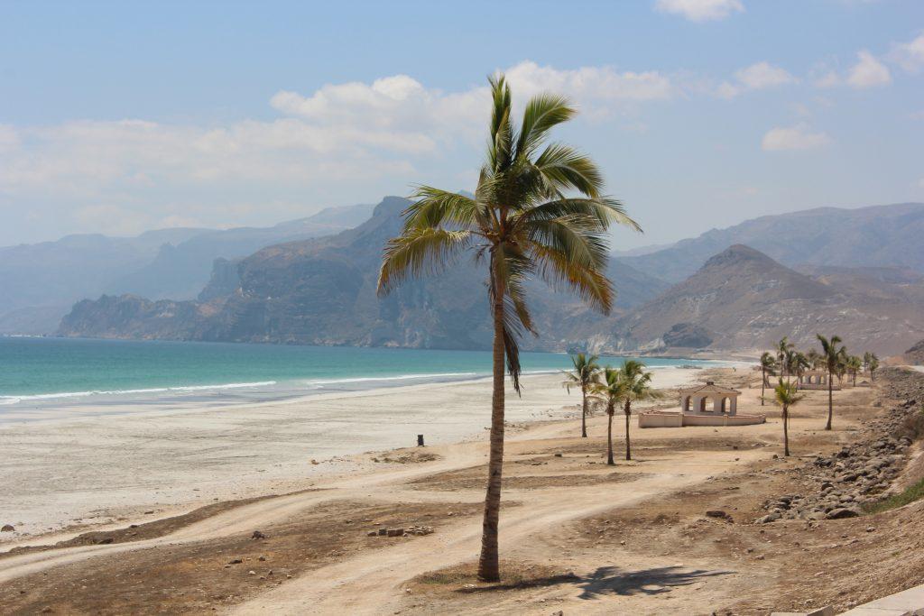 Wakacje życia Oman czyli raj na ziemi Salalah