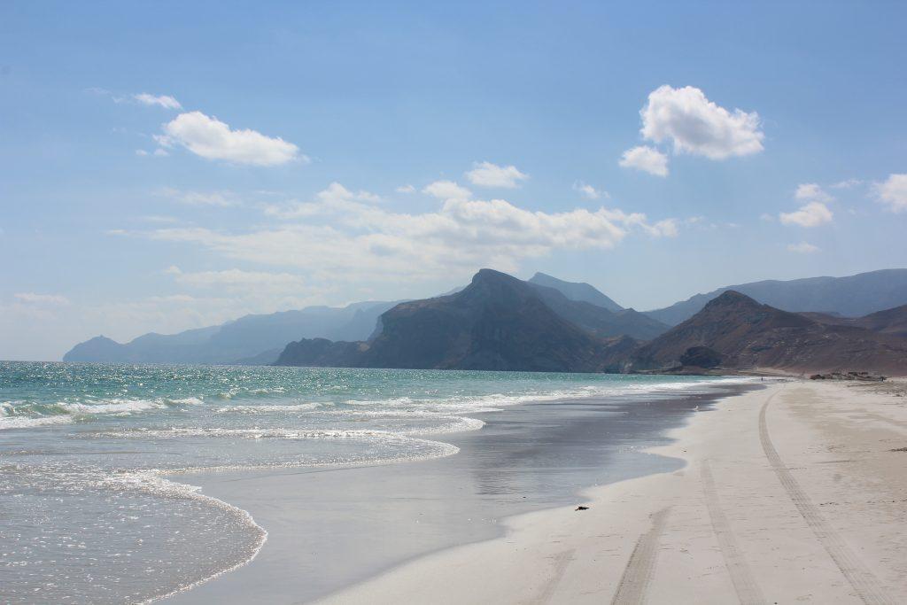 Wakacje życia Oman czyli raj na ziemi Salalah palmy hotel Rotana Mughsayl