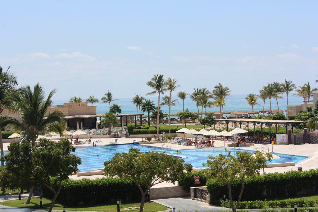 Wakacje życia Oman czyli raj na ziemi Salalah hotel Rotana