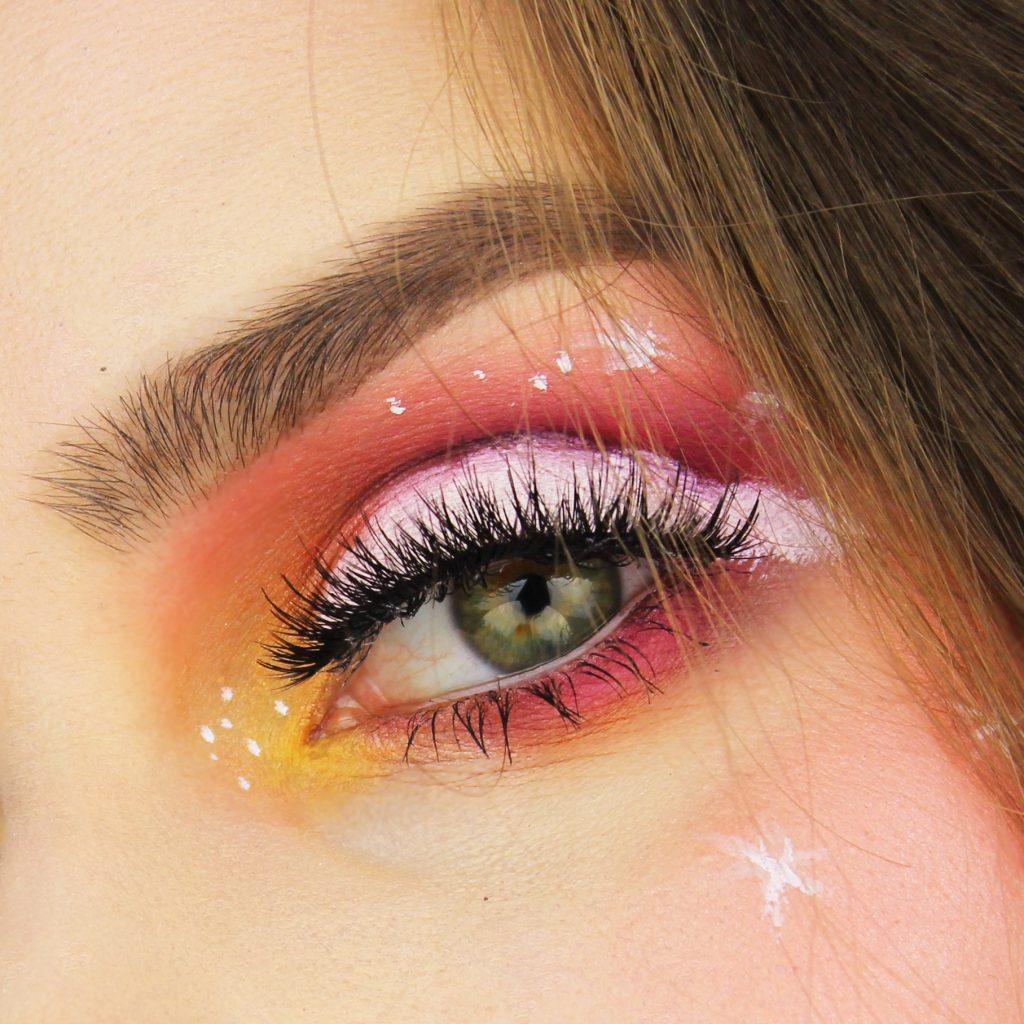 cloud #cloudmakeup makeup makijaż instagram trend makijaż oczu chmury