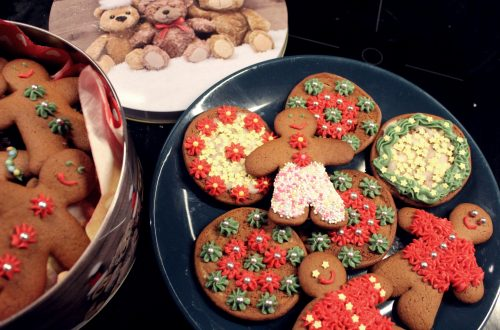 świąteczne pierniczki dekoracja przepis święta