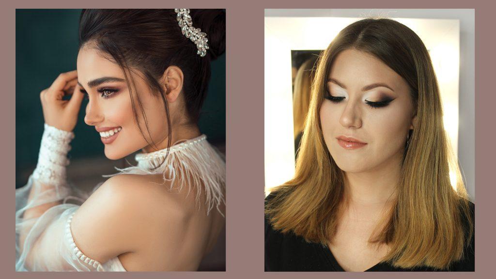 makijaż ślubny makijaż matowy